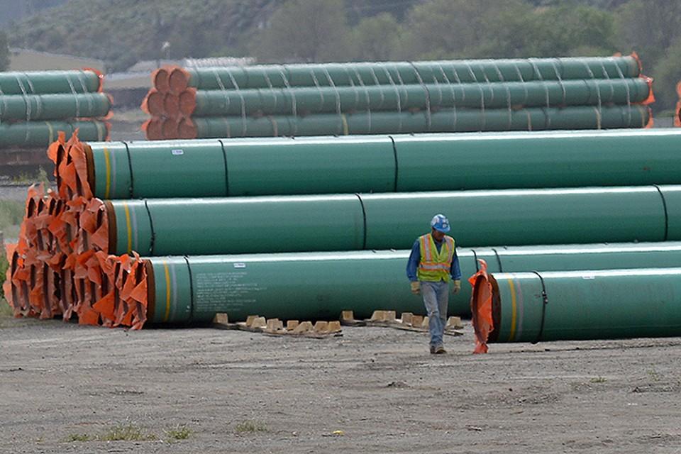 Новые санкции вряд ли способны кардинально повлиять на планы по строительству трубопровода
