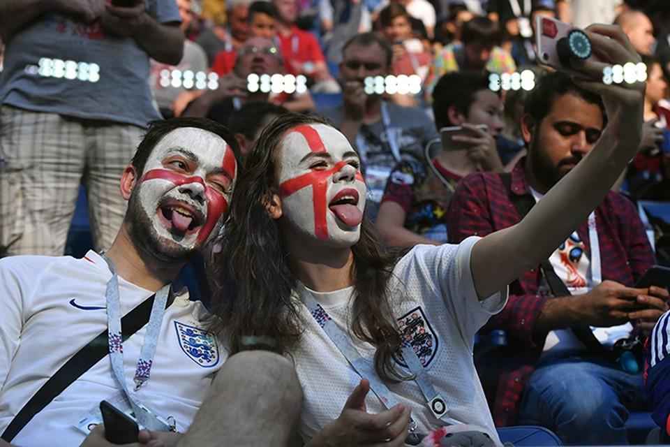 Опасения английских болельщиков оказались напрасными