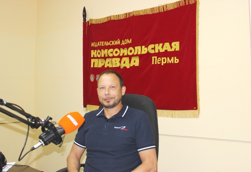 Виктор Суетин, генеральный директор АО «СтройПанельКомплект»