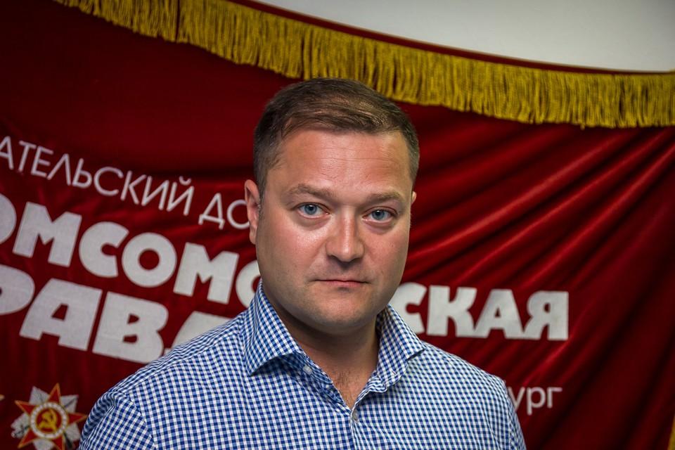 Никита Исаев, политолог