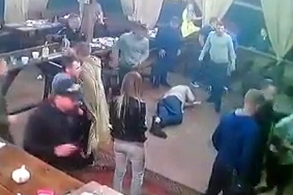e7aca0ead6f Убийство отмечавшего освобождение новокузнецкого криминального ...