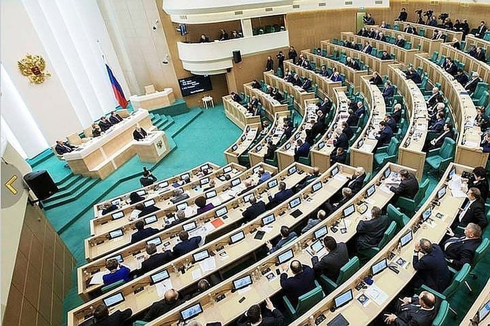 Совфед поддержал закон о повышении НДС