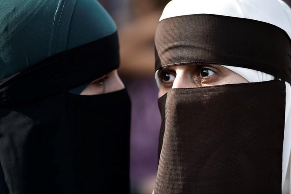 В Дании мусульманам запретили скрывать лица