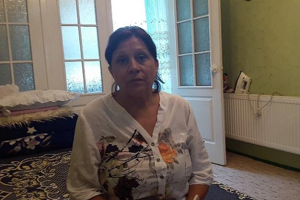 Лариса Тодика, бабушка сестер Хачатурян (по маме), живет в Приднестровье.