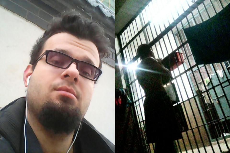 Александр Марчук сменил несколько тюрем за границей, недавно его должны были перевести в тюрьму Бангкока. Фото: личный архив героя публикации.