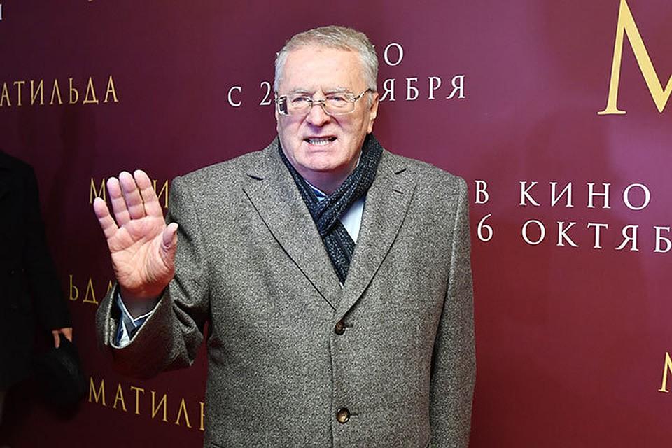 «Руки прочь от доброго имени Петросяна!» Владимир Жириновский заступился за юмориста