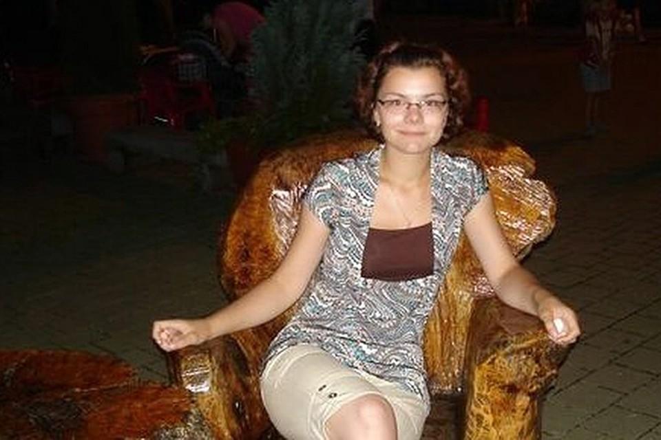 Фото сделано в 2007 году. Здесь Татьяне Брухуновой 18 лет