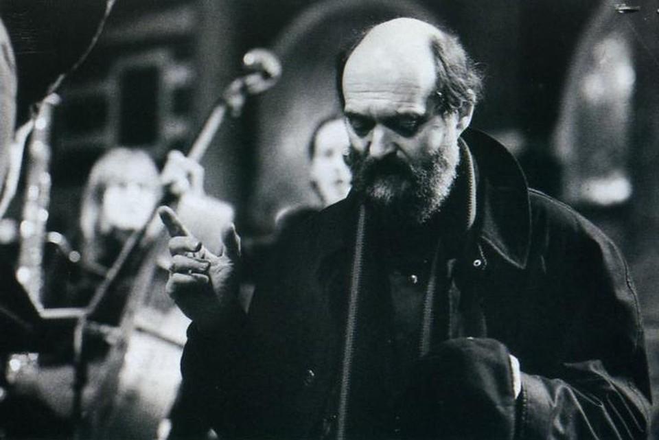Советский и эстонский композитор Арво Пярт