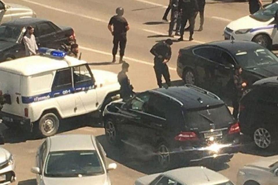 Преступникам удалось убить одного полицейского. Фото: соцсети