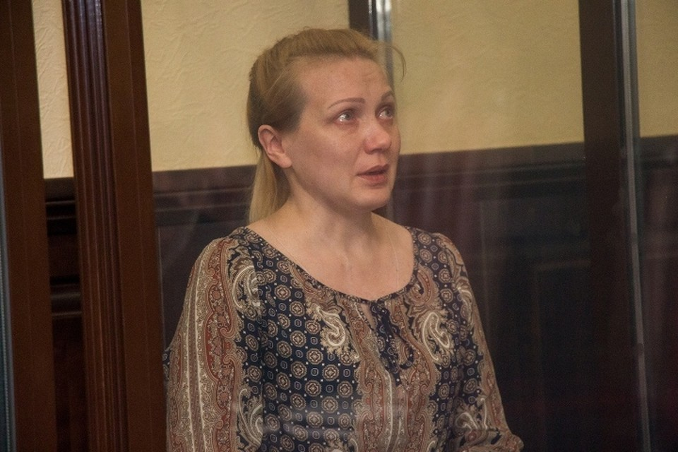 За пять месяцев ареста Юлия Богданова виделась с 12-летней дочерью один раз