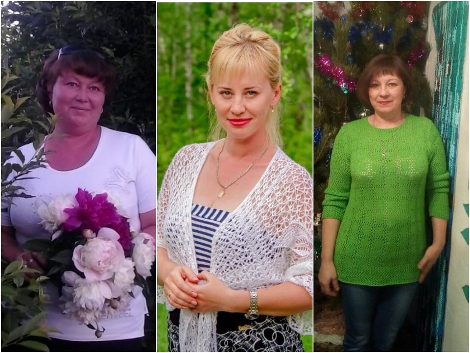 Эти подруги вытащили из беды 132 семьи. Слева направо: Светлана Авдонина, Наталья Радько и Наталья Михайлова.