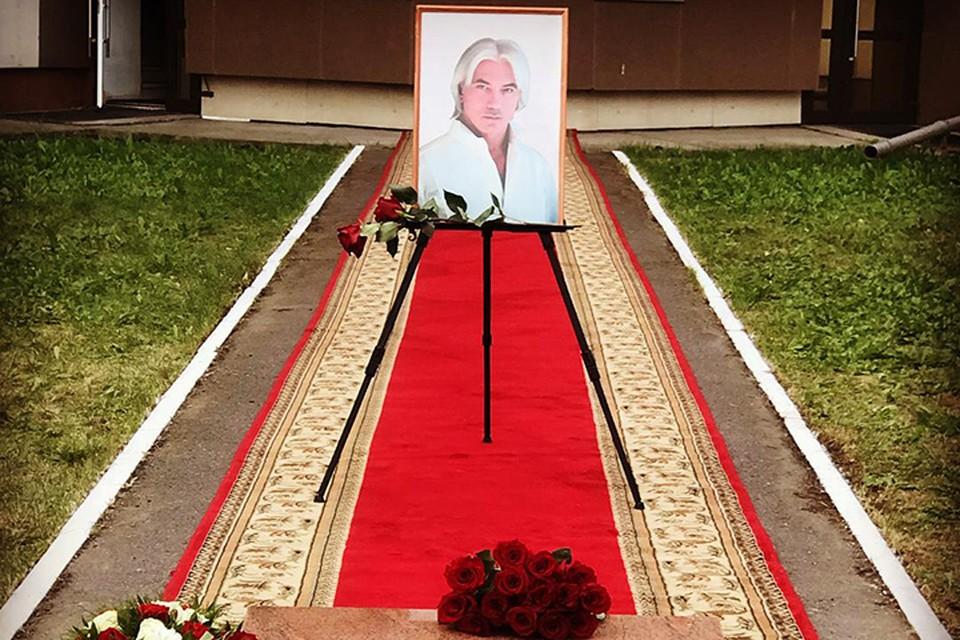 Церемония захоронения была закрытой Фото: Алексей Клешко