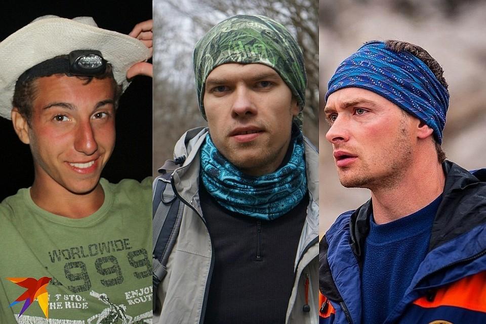 Александр Садаев (на фото слева), Алексей Тукмаков и Анатолий Барабаш. Александр Садаев (на фото слева), Алексей Тукмаков и Анатолий Барабаш.