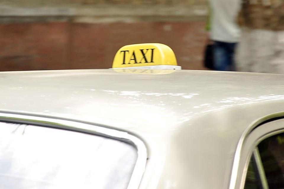 Таксисты будут платить фиксированный налог на прибыль.
