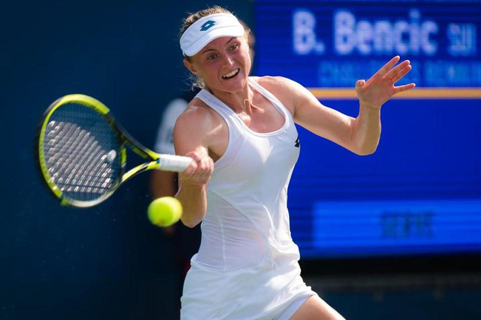 Александра Саснович помнит, чего ей стоил путь в элиту мирового тенниса. Фото: WTA