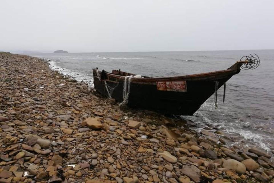 Инциденты с корейскими лодками фиксируют с начала августа. Фото: facebook.com