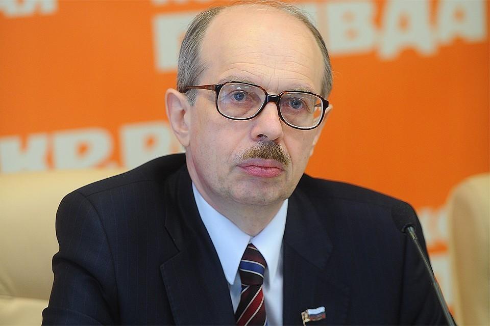 Леонид Ольшанский.