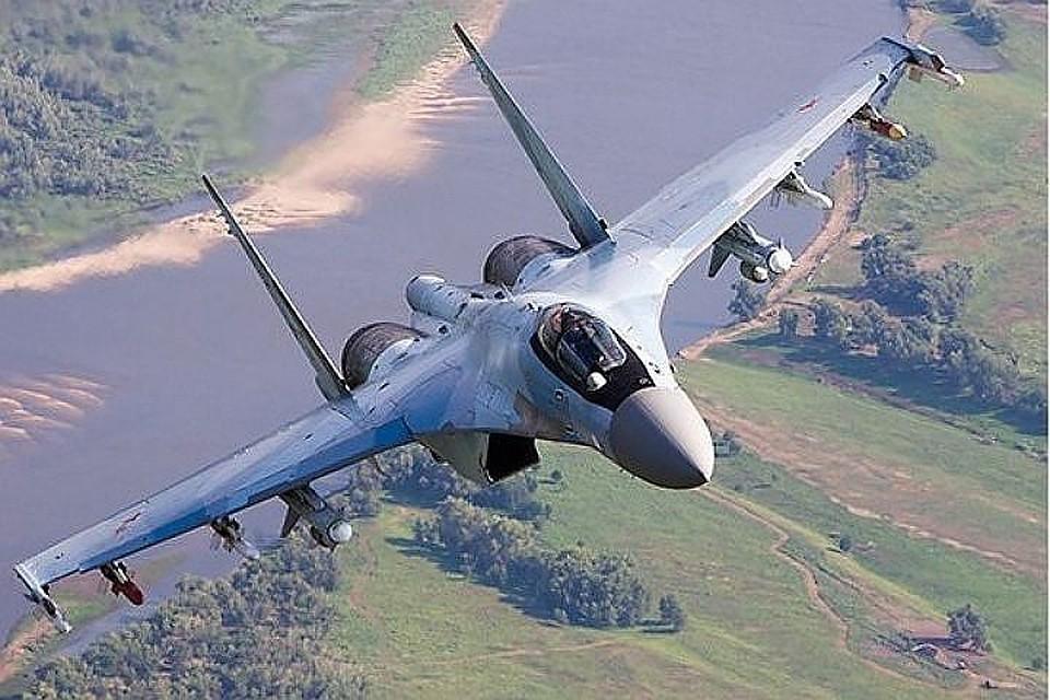 Поступление Су-35 на вооружение Китая стало «кошмаром» для ВВС США