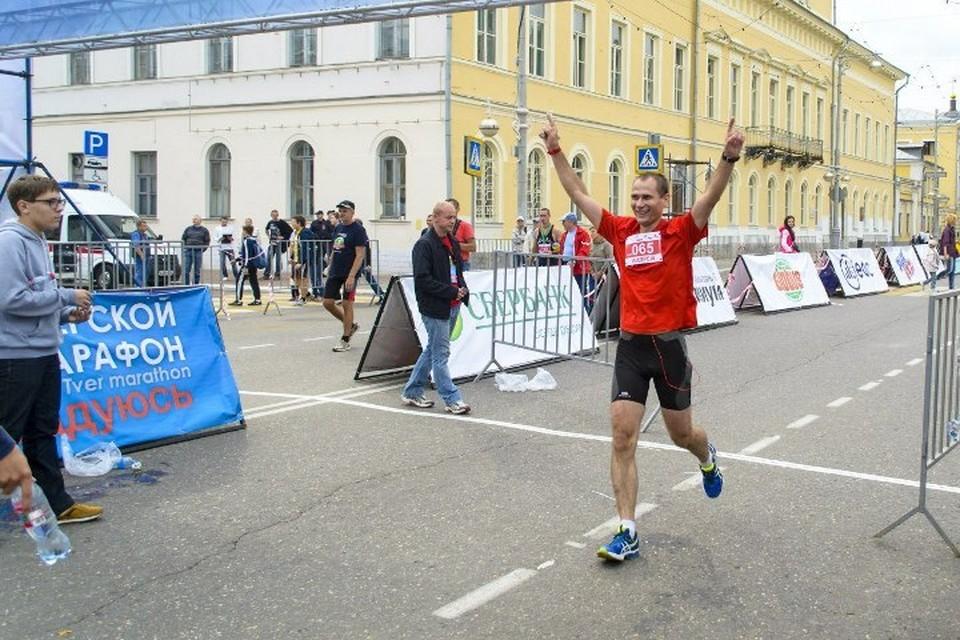 Еще три года назад Андрей Штырков даже не думал, что бег станет для него образом жизни. Фото: из архива Андрея Штыркова