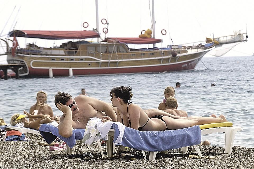 До конца года турки ждут в гости больше 5 миллионов туристов.