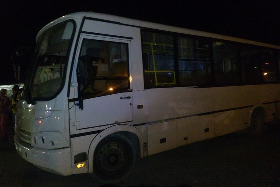 Водителя маршрутки ранили в Краснодаре