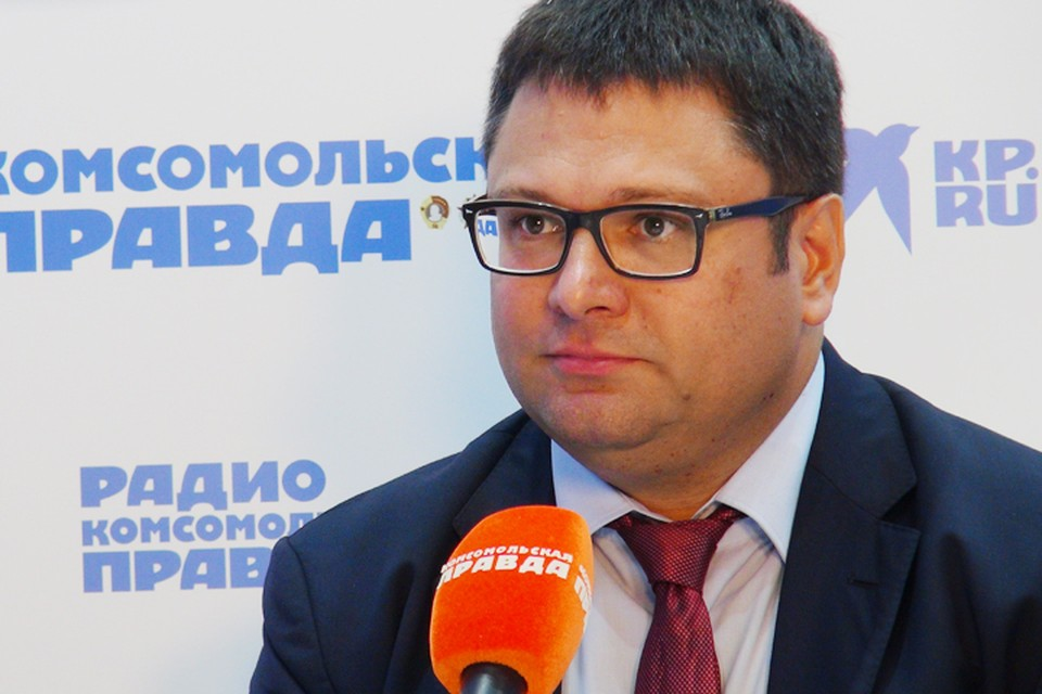 Сергей Тырцев, первый замглавы Минвостокразвития
