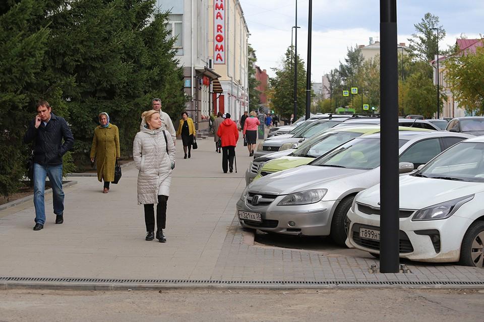 Пока в администрации города уверяют, что окончательное решение по организации парковок еще не принято