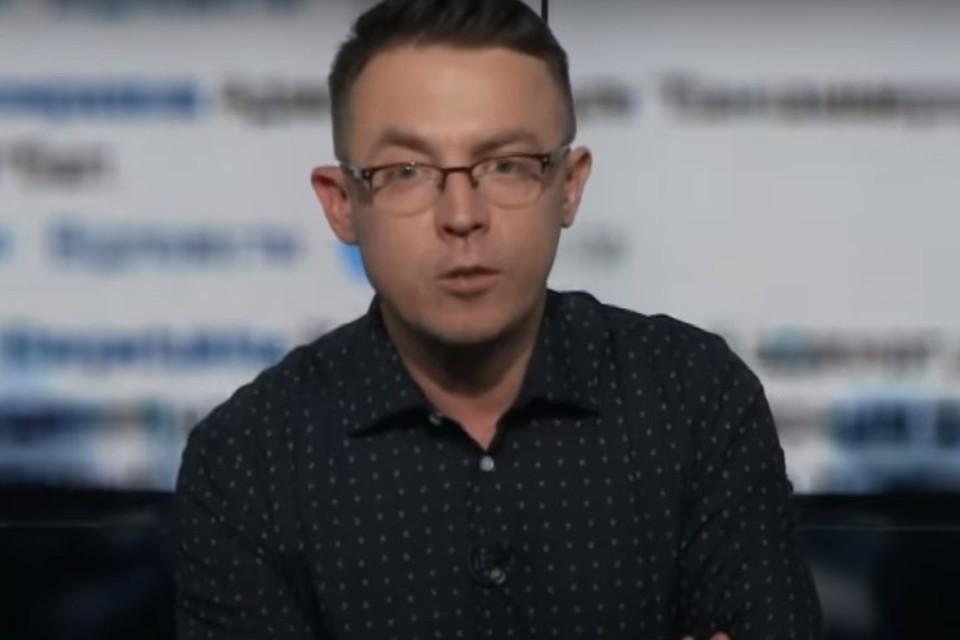 Украинский журналист и писатель Остап Дроздов