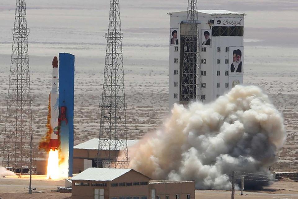 Иранское космическое агентство существует с 2003 года