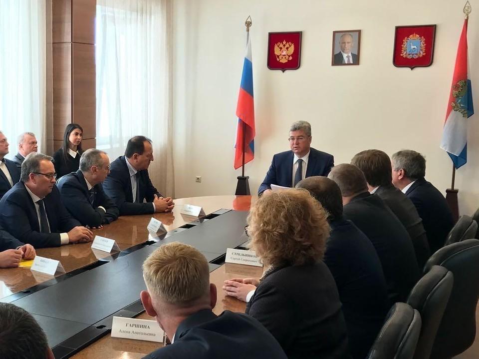 Фото: министерство энергетики и ЖКХ Самарской области