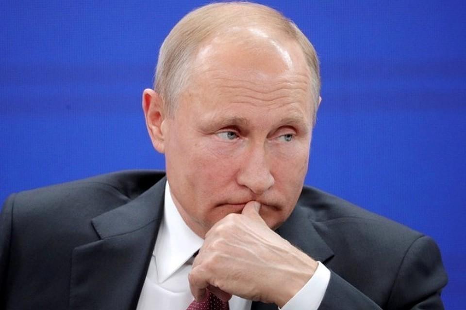 Путин создал в администрации президента Управление по приграничному сотрудничеству
