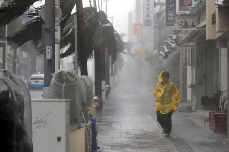 07:56На Японию надвигается 25-й в этом году тайфун «Конг-рэй»