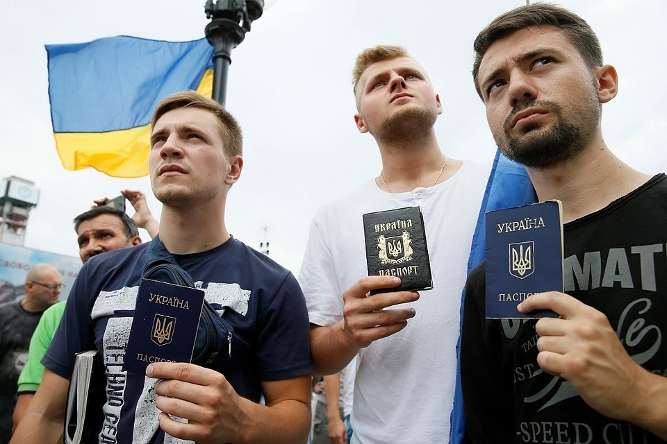 На скандальном видео украинцы присягали на верность Венгрии