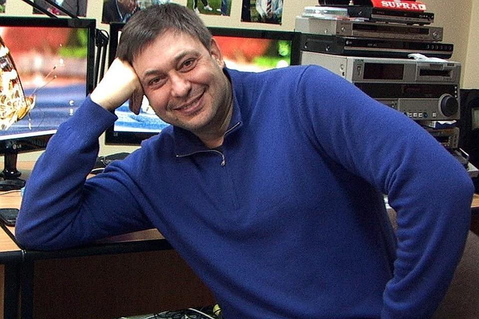 Руководитель портала «РИА Новости Украина» Кирилл Вышинский