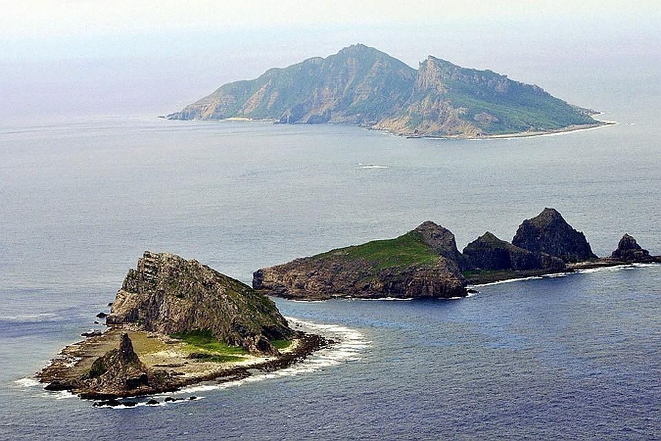 Южные Курильские острова.