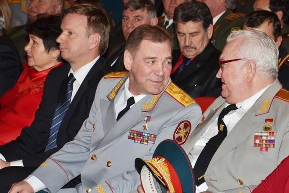 Генерал- полковник Игорь Груднов. Фото: пресс-служба Росгвардии