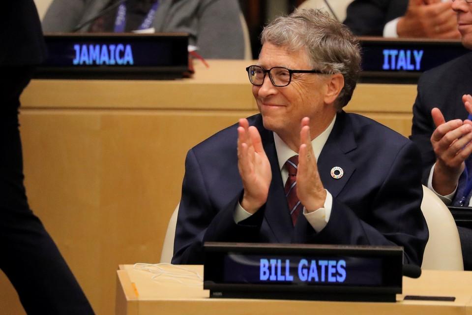Эстония вручила Биллу Гейтсу удостоверение электронного резидента/