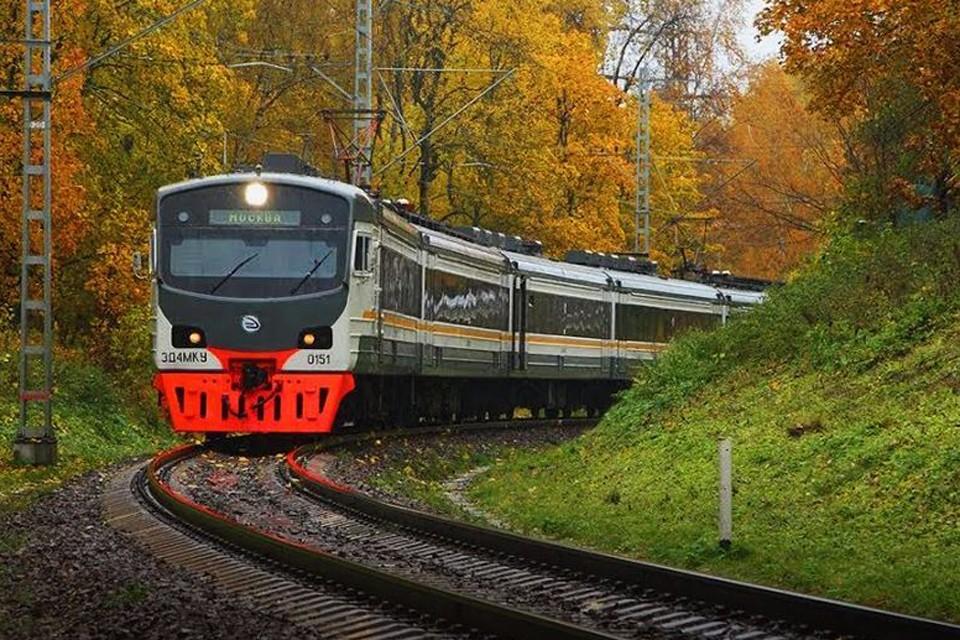 В ноябрьские праздники изменится расписание московских электричек. ФОТО ЦППК