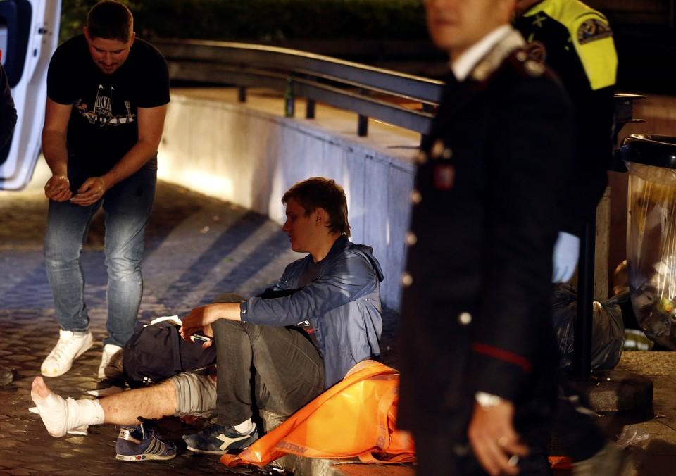 В Риме после обрушения эскалатора в метро прооперировали двух россиян