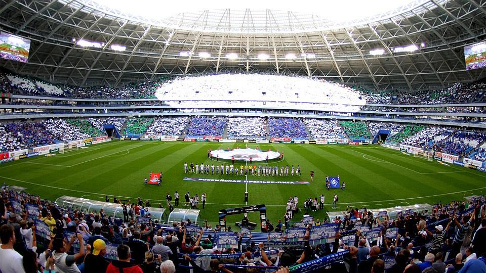Матч «КС» - «Зенит» пройдет 29 октября на «Самара Арене»