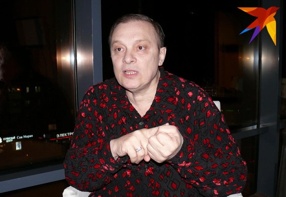 Андрей Разин в Воронеже.