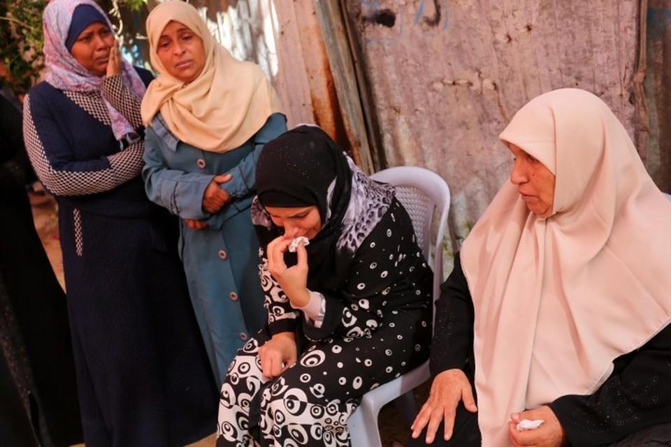 Израильский беспилотник открыл огонь по «подрывникам», которые оказались мальчишками 13 – 14 лет