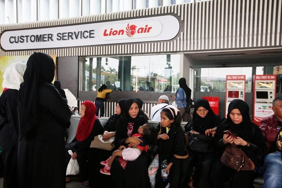 Boeing 737-800 авиакомпании Lion Air потерпел крушение у берегов Индонезии