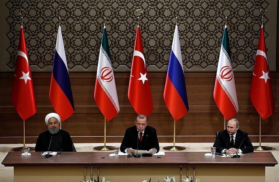 Новый саммит по Сирии запланировали на конец ноября