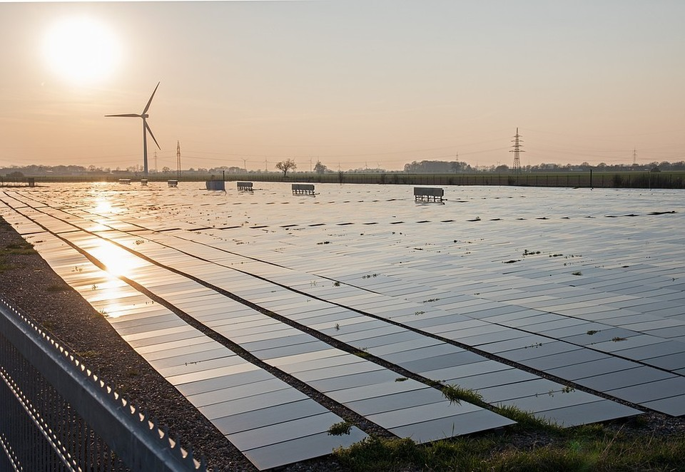 В России появляется всё больше новых видов электростанций. Например, солнечные!