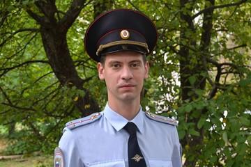 27-летний нижегородец претендует на звание лучшего участкового России