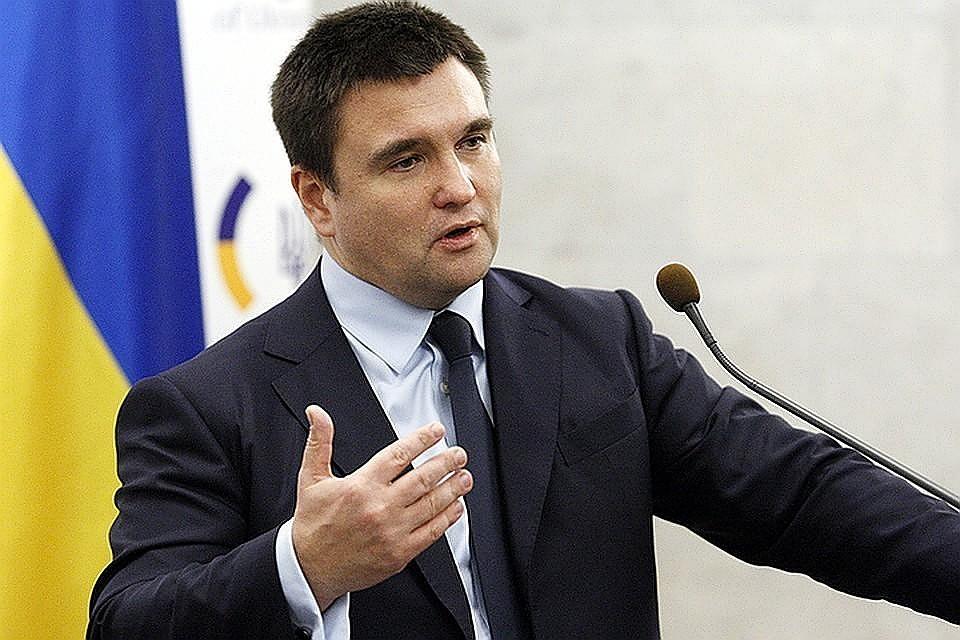 Климкин назвал российские санкции попыткой повлиять на выборы на Украине 2a0f2b2eebc