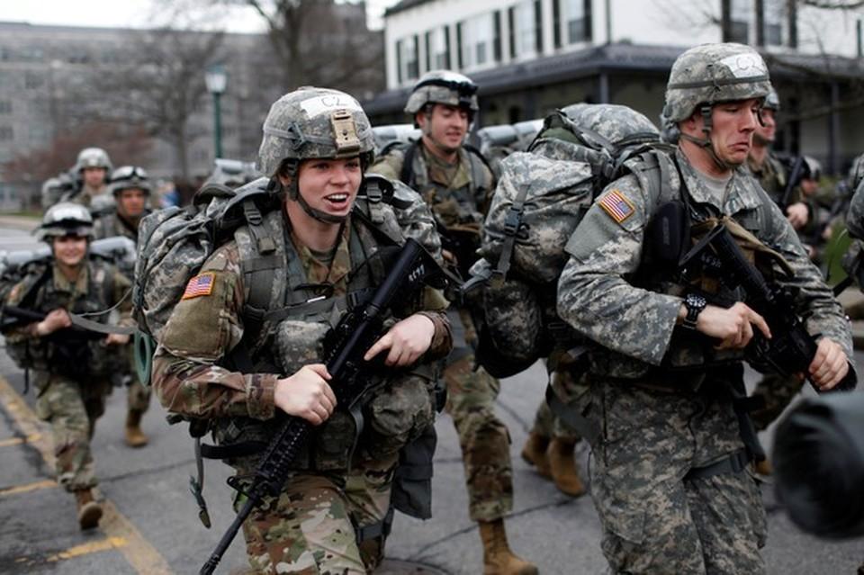 США намерены отправить к границе с Мексикой 15 тысяч солдат