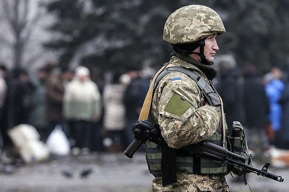 Более 33 тысяч военнослужащих самовольно покинули украинскую армию с 2014 года