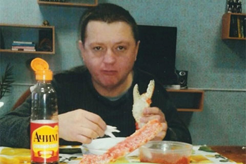 Вячеслав Цеповяз ел икру и крабов в ИК-3 Амурской области